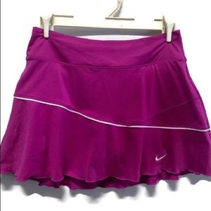 Women's Nike Dri-Fit Tennis Skirt Skort Size Med